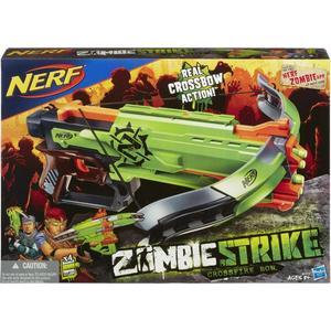 Игрушка Hasbro NERF Зомби Страйк Арбалет (A6558)