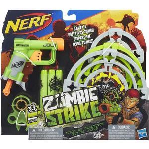 Зомби Hasbro NERF Страйк мишени Джолт (A6636) игрушечное оружие nerf hasbro зомби страйк 30 стрел