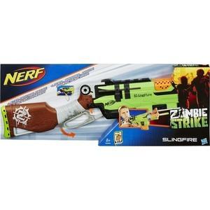 Зомби Hasbro NERF Страйк (A6563) игрушечное оружие nerf hasbro зомби страйк 30 стрел