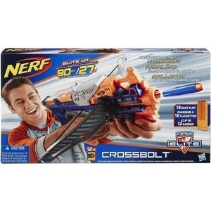 Игрушка Hasbro NERF КроссБолт (A9317) игрушка hasbro nerf 3 ракеты a8951