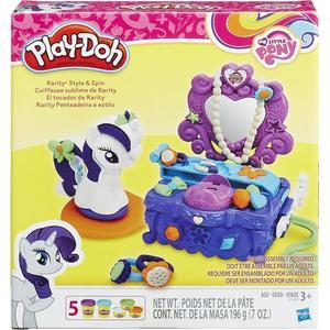Игровой набор Hasbro Туалетный столик Рарити (B3400) оружие игрушечное hasbro hasbro бластер nerf n strike mega rotofury