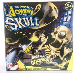 Тир проекционный Johnny the Skull Джонни-Черепок с 1 бластером (0669) johnny the skull тир проекционный с 2 мя бластерами