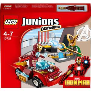 Игрушка Lego Железный человек против Локи (10721)