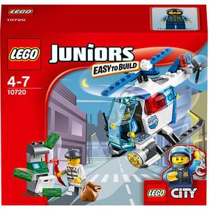 Игрушка Lego Погоня на полицейском вертолёте (10720)