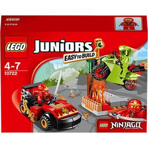 Игрушка Lego Схватка со змеями (10722)