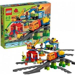 Игрушка Lego Дупло Большой поезд (10508)