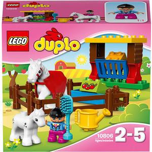 Игрушка Lego Дупло Лошадки (10806)