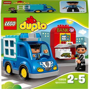 Игрушка Lego Дупло Полицейский патруль (10809)