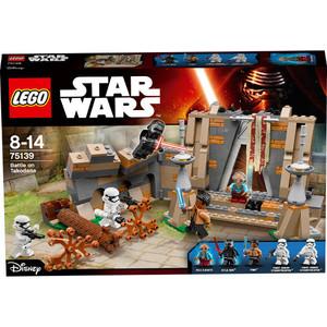 Игрушка Lego Битва на планете Такодана (75139)