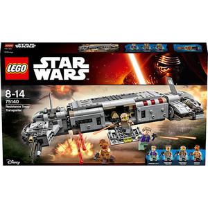 Игрушка Lego Военный транспорт Сопротивления (75140)
