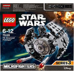Игрушка Lego Усовершенствованный прототип истребителя TIE (75128)