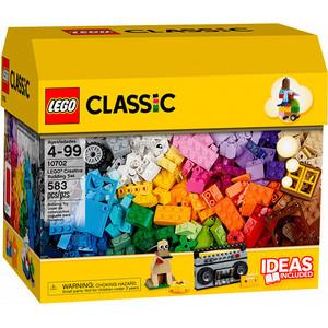 Конструктор Lego Набор кубиков для свободного конструиров (10702)