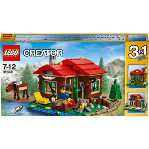 Игрушка Lego Домик на берегу озера (31048)