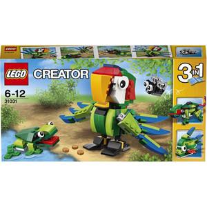 Игрушка Lego Животные джунглей (31031)