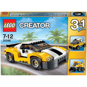 Игрушка Lego Кабриолет (31046)