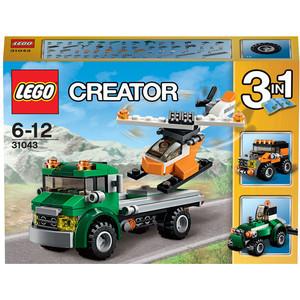 Игрушка Lego Перевозчик вертолета (31043)