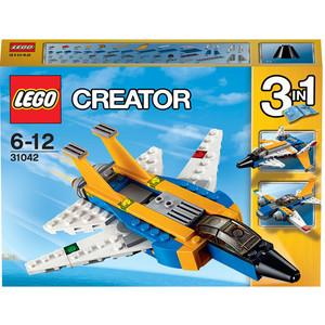 Игрушка Lego Реактивный самолет (31042)