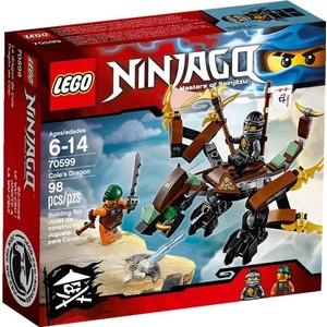 Конструктор Lego Дракон Коула (70599)