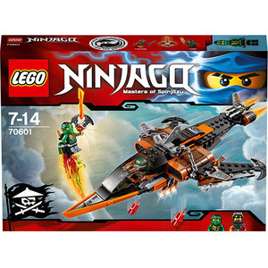Конструктор Lego Небесная акула (70601)