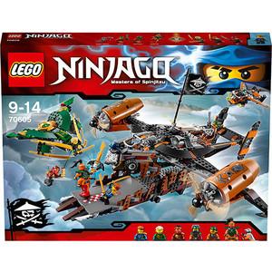 Конструктор Lego Цитадель несчастий (70605)