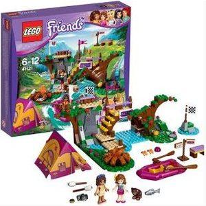 Конструктор Lego Спортивный лагерь: сплав по реке (41121)