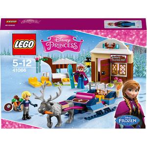 Конструктор Lego Дисней Анна и Кристоф: прогулка на санях (41066)