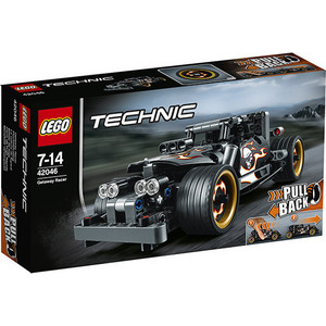 Конструктор Lego Гоночный автомобиль для побега (42046) lego technic конструктор гоночный автомобиль для побега