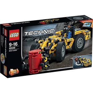 Конструктор Lego Карьерный погрузчик (42049)