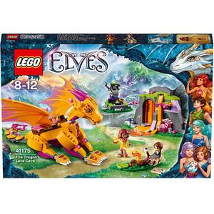 Игрушка Lego Лавовая пещера дракона огня (41175)