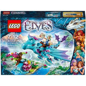Игрушка Lego Приключение дракона воды (41172)