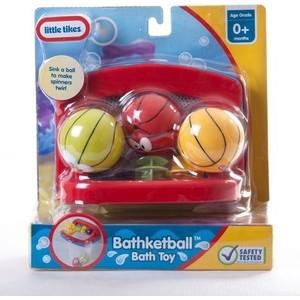 Игровой набор Little Tikes для ванны Баскетбол (605987) little dorrit