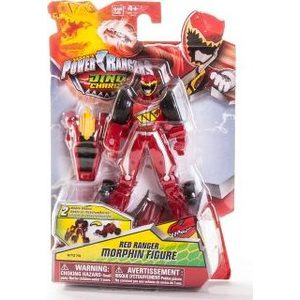 Игрушка Power Rangers машинка трансформер (97075)