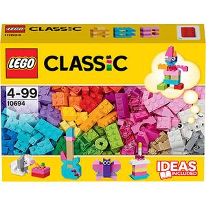 Конструктор Lego Дополнение к набору для творчества - пастельные цвета (10694)