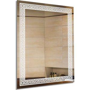 Зеркало Dubiel Vitrum прямоугольное, с печатнойокантовкой, 50х70 (УТ000001306)