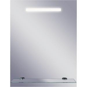 Зеркало Dubiel Vitrum с внутренней подсветкой и полкой, 50х65 (УТ000001491) аквамаста магнолия 50 с полкой и подсветкой