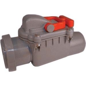 Клапан Политрон 50 мм (обратный)