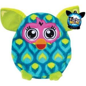 Подушка 1Toy Furby павлин Т57471 furby сумочка 12 см волна 1toy