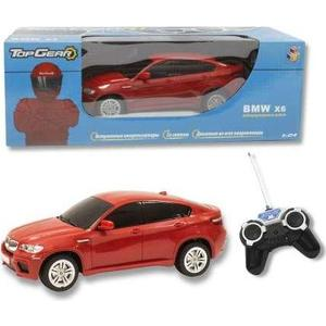Машинка 1Toy Top Gear BMW X6 Т56674