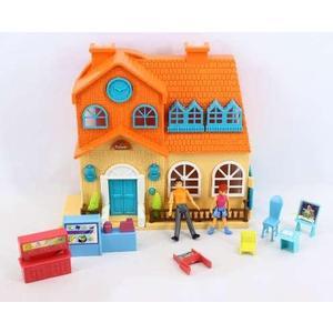 Игровой набор 1Toy Мой маленький мир Т57427 1 toy конструктор мой маленький мир дом мечты 360 деталей арт т57226