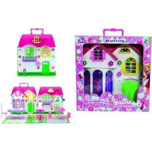 Подробнее о Дом для кукол 1Toy Красотка Т56585 1toy красотка т56585