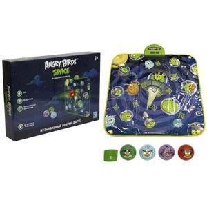 Музыкальный коврик 1Toy Angry Birds Space Т56500