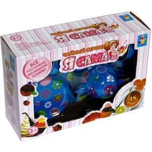 Игровой набор 1Toy Я сама для чая Т57244