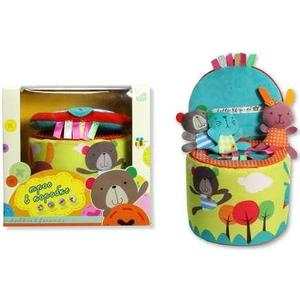 Развивающая игрушка 1Toy Bobbie & Friends Т57146