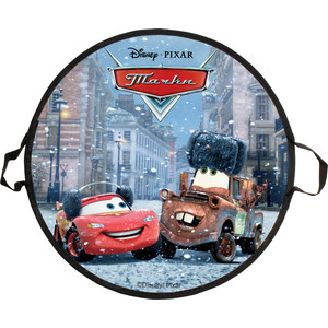 Машинка Disney Disney ледянка 52 см круглая (Т58474) ледянка мягкая круглая combosport d 45 см зубастик
