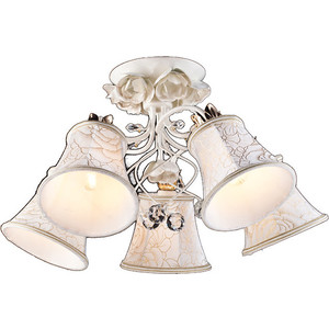 Потолочная люстра Artelamp A2819PL-5WG бра artelamp interior a7107ap 1ab
