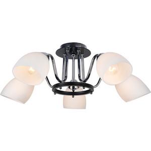 Потолочная люстра Artelamp A7144PL-5BK бра artelamp interior a7107ap 1ab