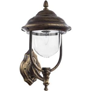 Уличный настенный светильник Artelamp A1481AL-1BN