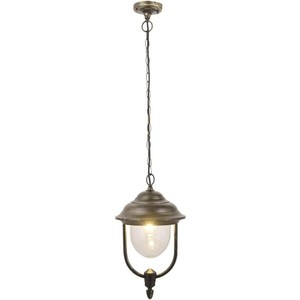 Уличный подвесной светильник Artelamp A1485SO-1BN уличный подвесной светильник artelamp a1205so 1bn