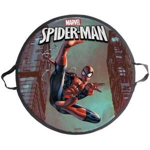 Ледянка 1Toy Spider Man 52 см круглая Т58477 пластилин spider man 10 цветов