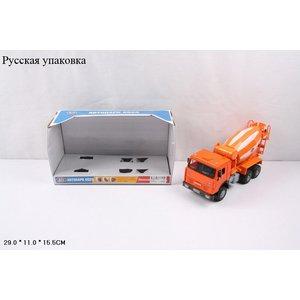 Машинка Play Smart Автопарк бетономешалка (Р41428)
